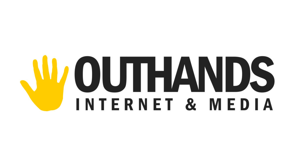 Logo van Outhands Internet & Media